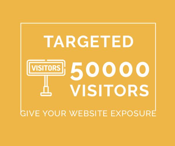 Targeted website traffic