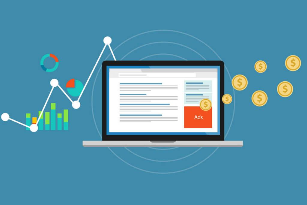 Digital advertising and web traffic