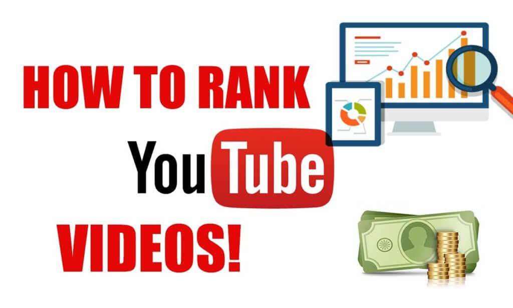 Youtube videos ranking